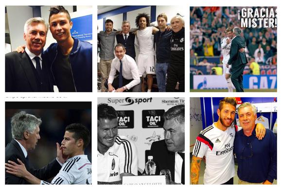 Carlo Ancelotti Lascia Traccia Nel Real Madrid