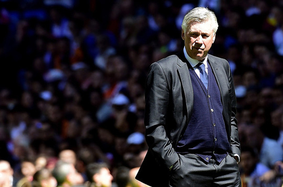 Carlo Ancelotti Will Not Coach AC Milan
