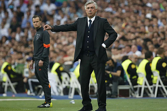 Ancelotti Will Comment The European Football For Sina Sports