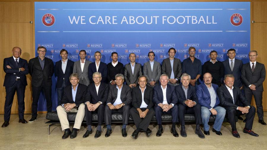 Invitado De Honor En El Foro De Técnicos De La UEFA