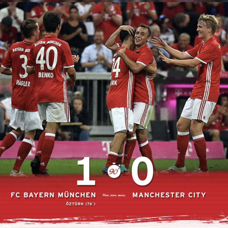 Ancelotti Starts His Run At Home With A Victory Against City