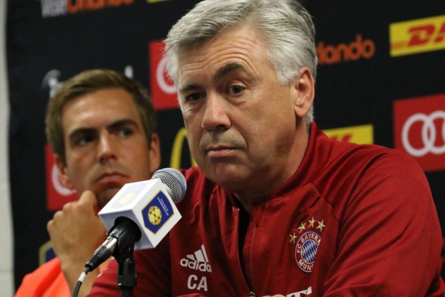 Ancelotti Se Reencuentra Con 'su' AC Milan En Chicago