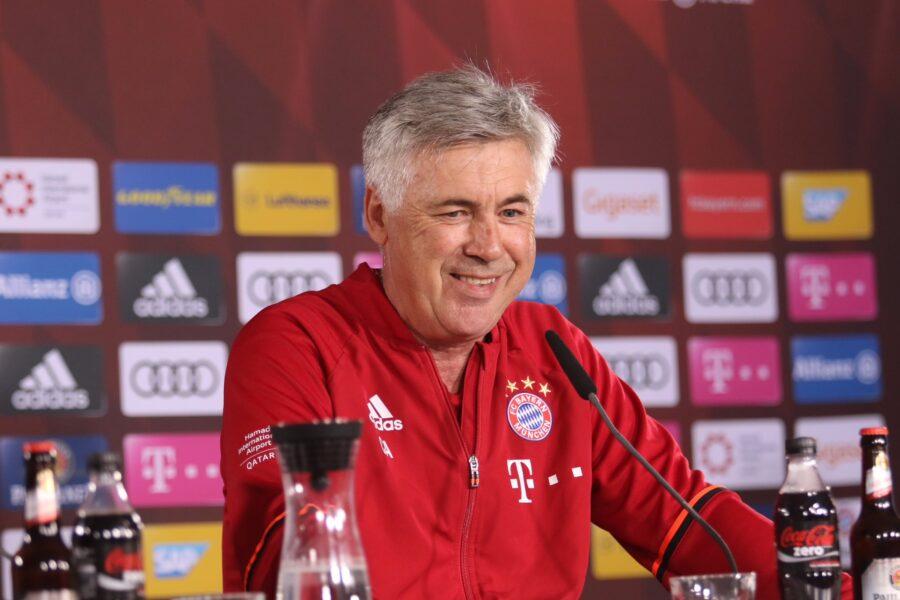 Ancelotti Debutta In Bundesliga Con La Ripetizione Del Trionfo Del Bayern Come Grande Sfid