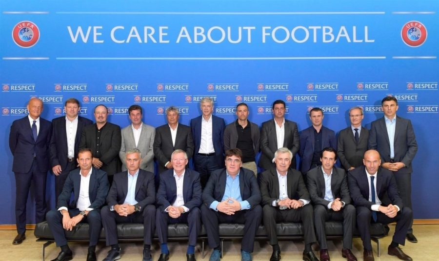 Ancelotti, Once Again, Protagonist At The UEFA Elite Club Coaches Forum