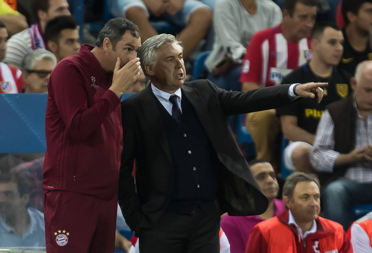 Ancelotti Bets On A Win Against Cologne To Forget About The Calderon