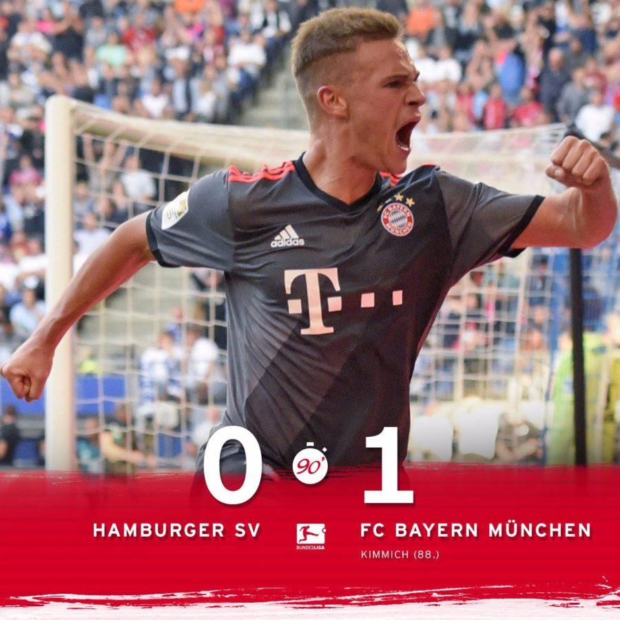 El Bayern Continúa Con Su Racha De Victorias