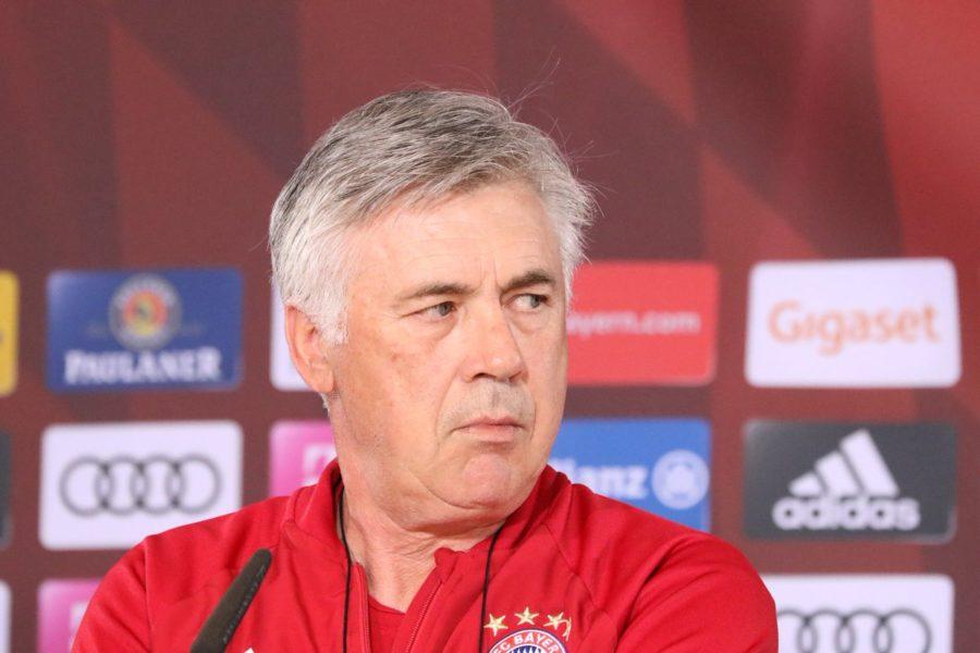 Ancelotti Pide Atención Al Hamburgo Antes De Viajar Al Calderón