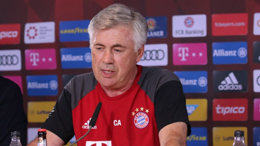 """Ancelotti Doesn't Want His Team To Relax And Warns: """"Ingolstadt Will Demand 100% From Us"""""""