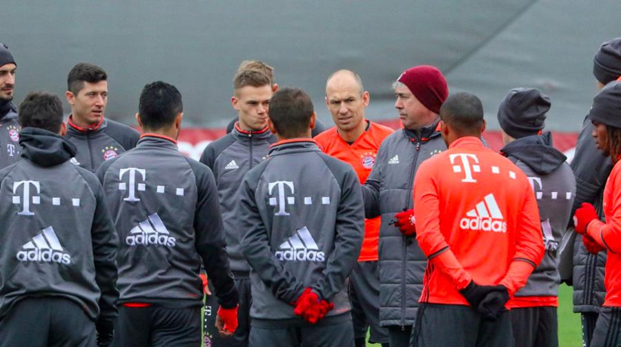 """Ancelotti Tiene """"confianza Plena"""" En La Reacción Del Equipo Ante El Bayer"""