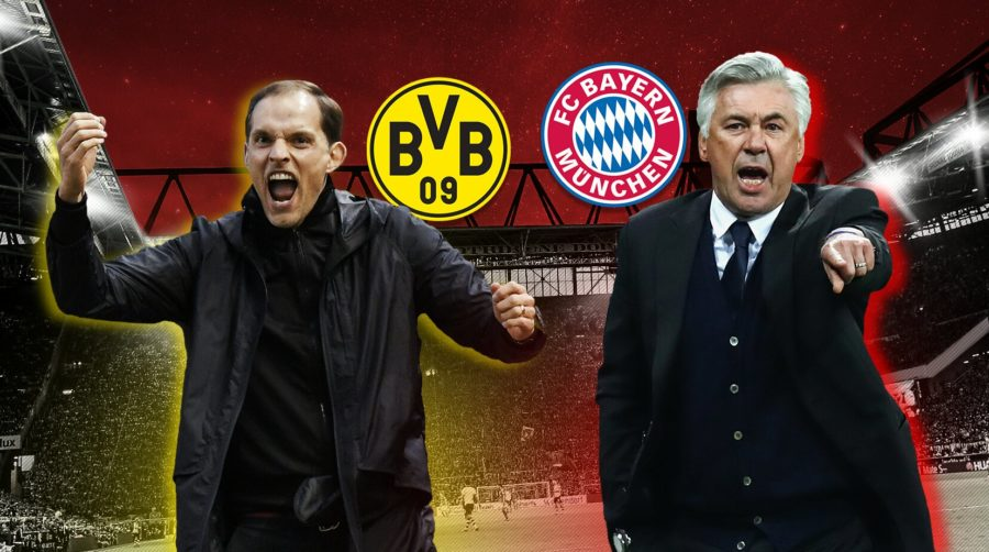 Il Bayern Mette Alla Prova Il Suo Primo Posto Nel 'Clasico' Tedesco Contro Il Dortmund