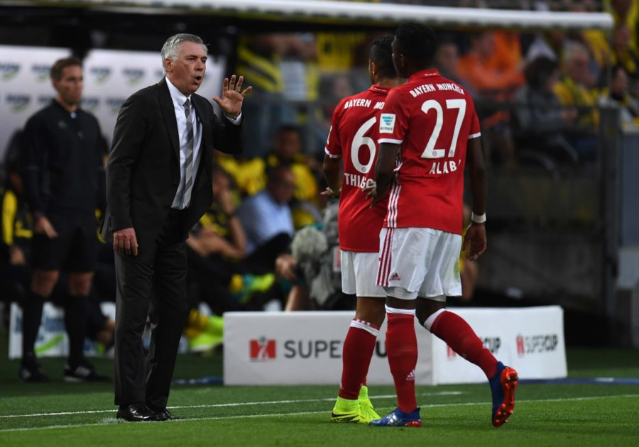 Ancelotti Achieves The Best Beginning In Bayern's History