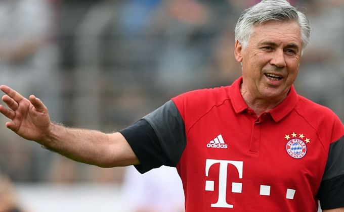 Ancelotti Congratulates Bayern For Their Bundesliga Title