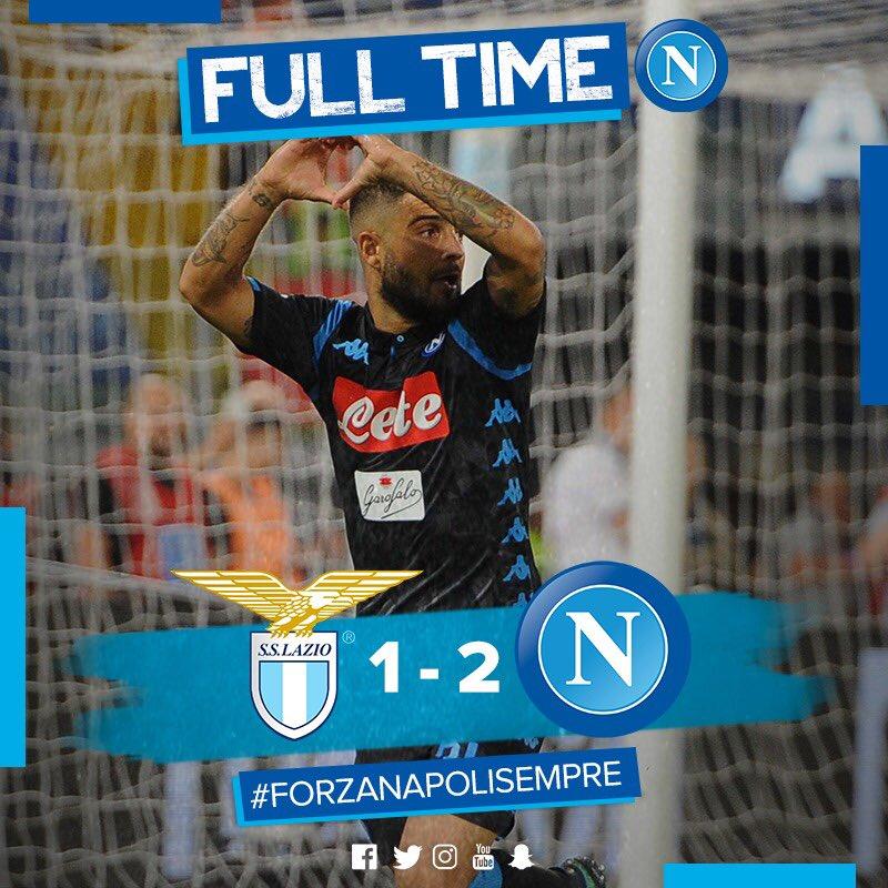 Ancelotti Conquista El Olímpico De Roma En Su Debut Con El Nápoles