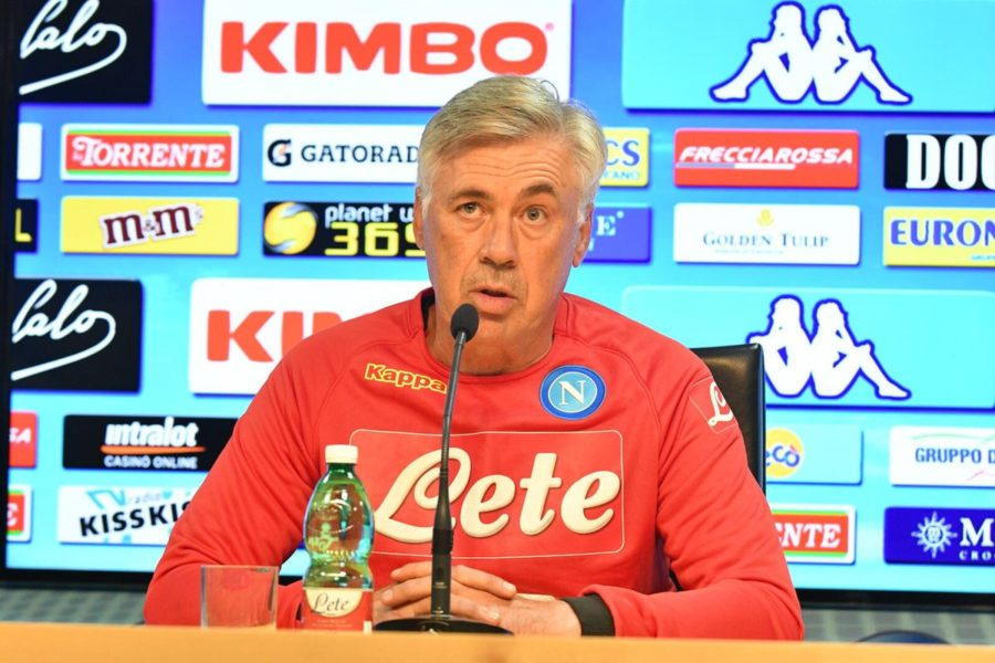 "Ancelotti ""excited"" For His Debut At San Paolo Against ""his"" AC Milan"