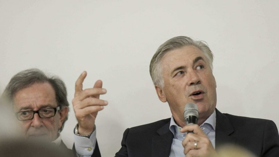 Ancelotti Takes A Stand Against Insults In Football