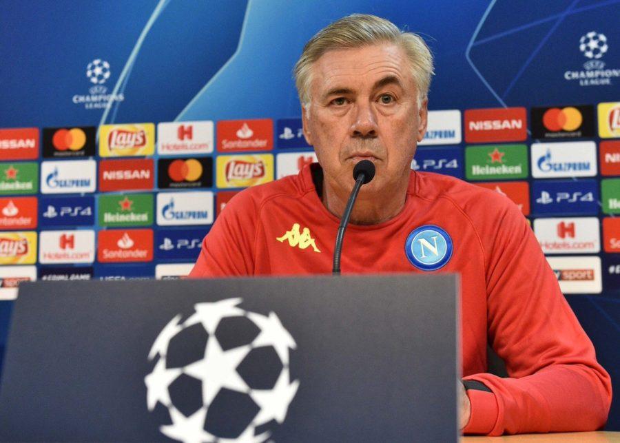 Il Napoli Riceve Il PSG Con L'obiettivo Di Consolidare La Sua Posizione Nel Gruppo