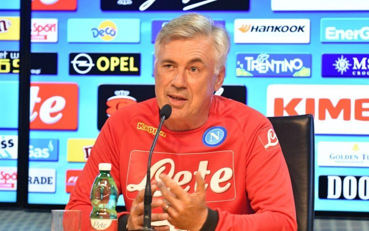 Ancelotti Is Ambitious On The Eve Of The Game Against Chievo