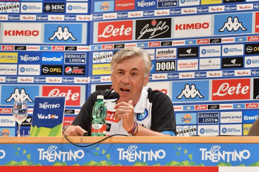 Napoli To Defend Their Position Against Atalanta