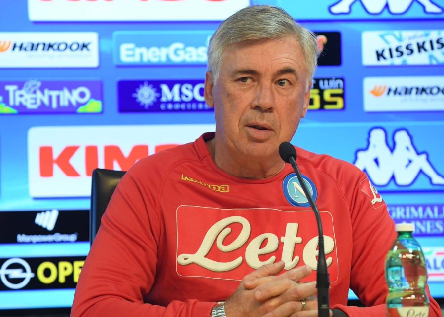 Napoli Faces Three Important Games Before Finishing 2018