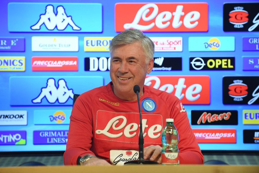 Napoli Visits Inter Ready To Secure The Second Place