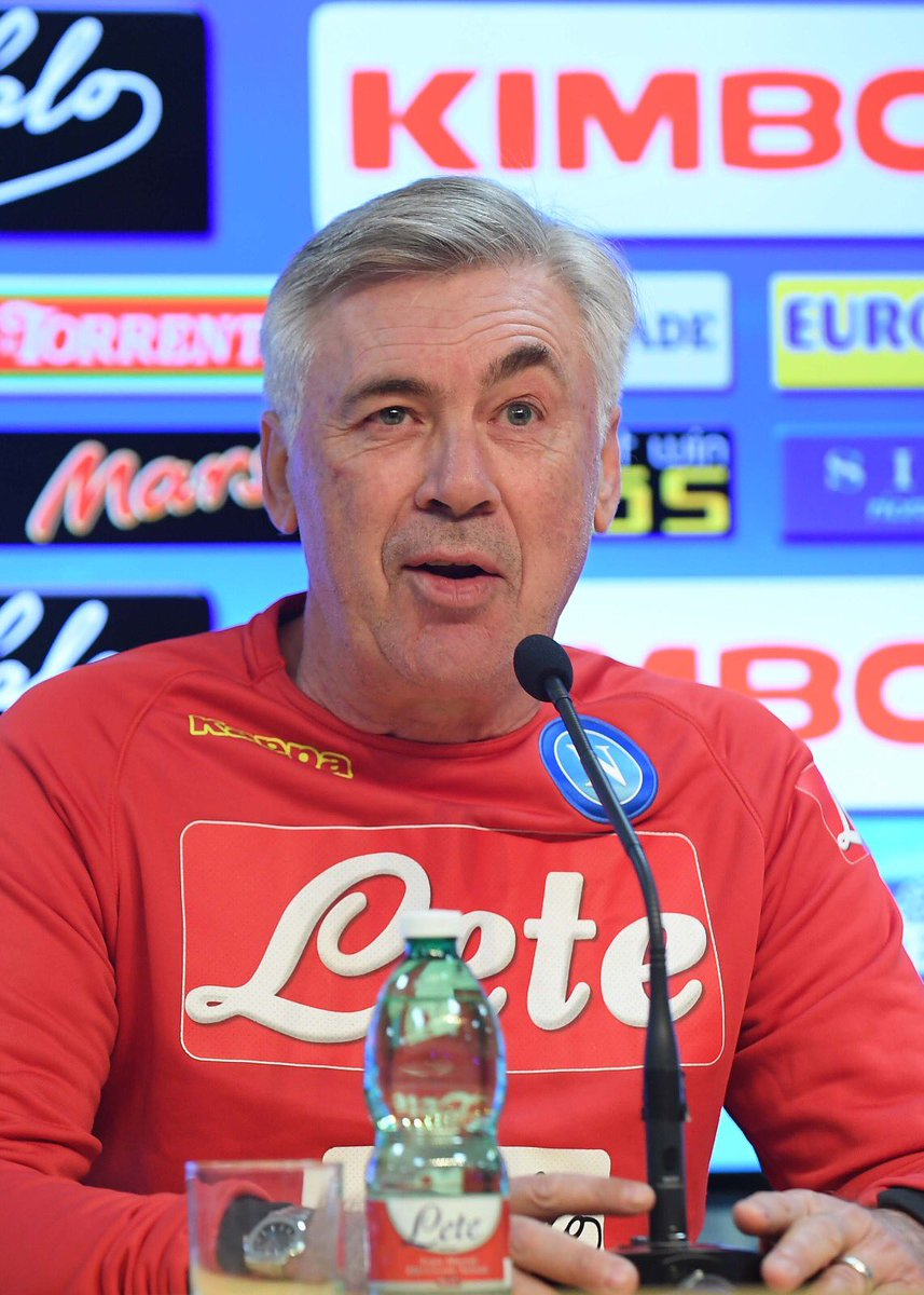 Ancelotti To Debut In Cup Against Sassuolo
