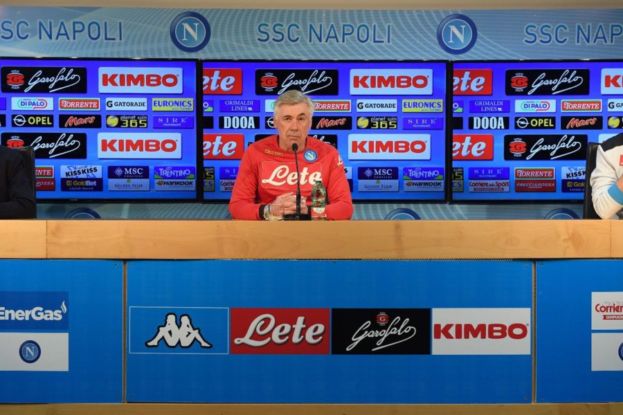 Ancelotti Will Seek The Qualification For The Semi-finals Of The Cup At San Siro