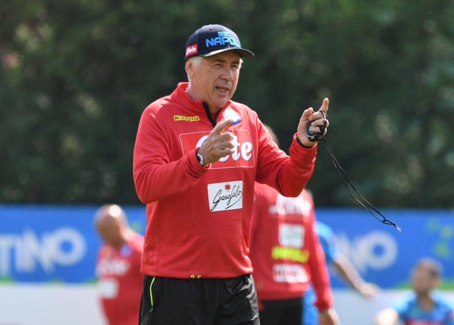 Ancelotti Torna A Parma Per Consolidare La Seconda Posizione In Classifica