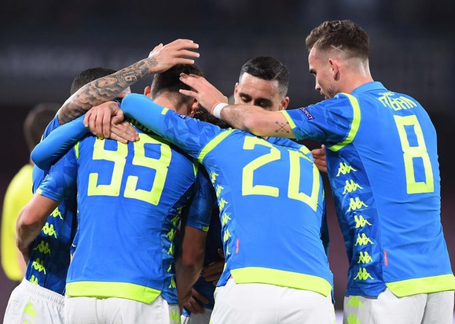 Secure The Second Place, The Great Challenge For Naples In Serie A