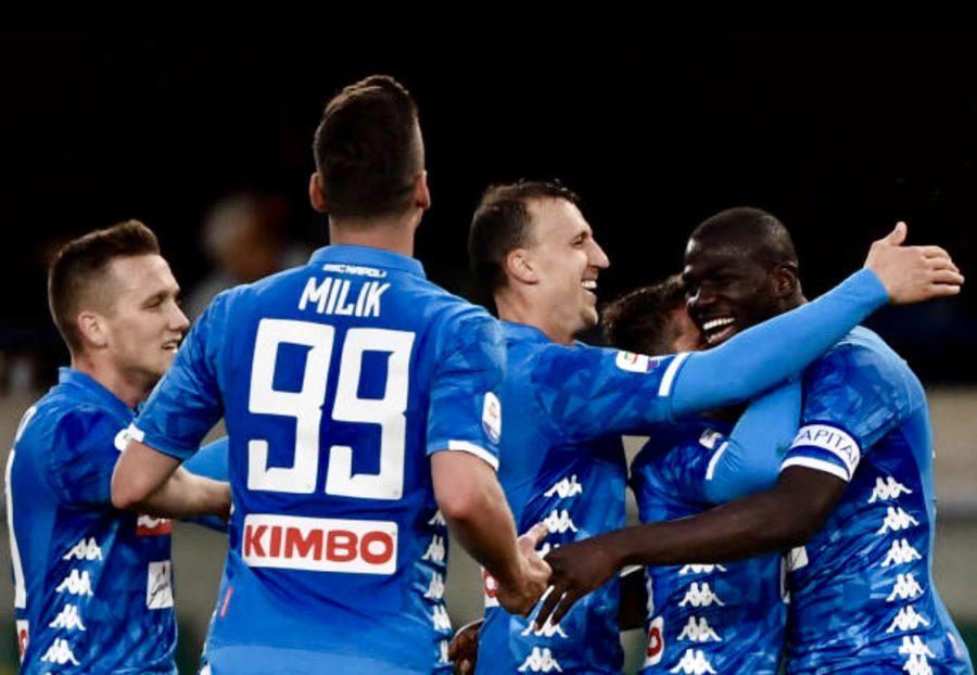 Il Napoli Batte Il Chievo E Ritrova La Fiducia Per Tentare La Rimonta In Europa League