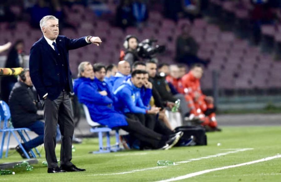 Napoli Lost To Arsenal And Ends Its European Run