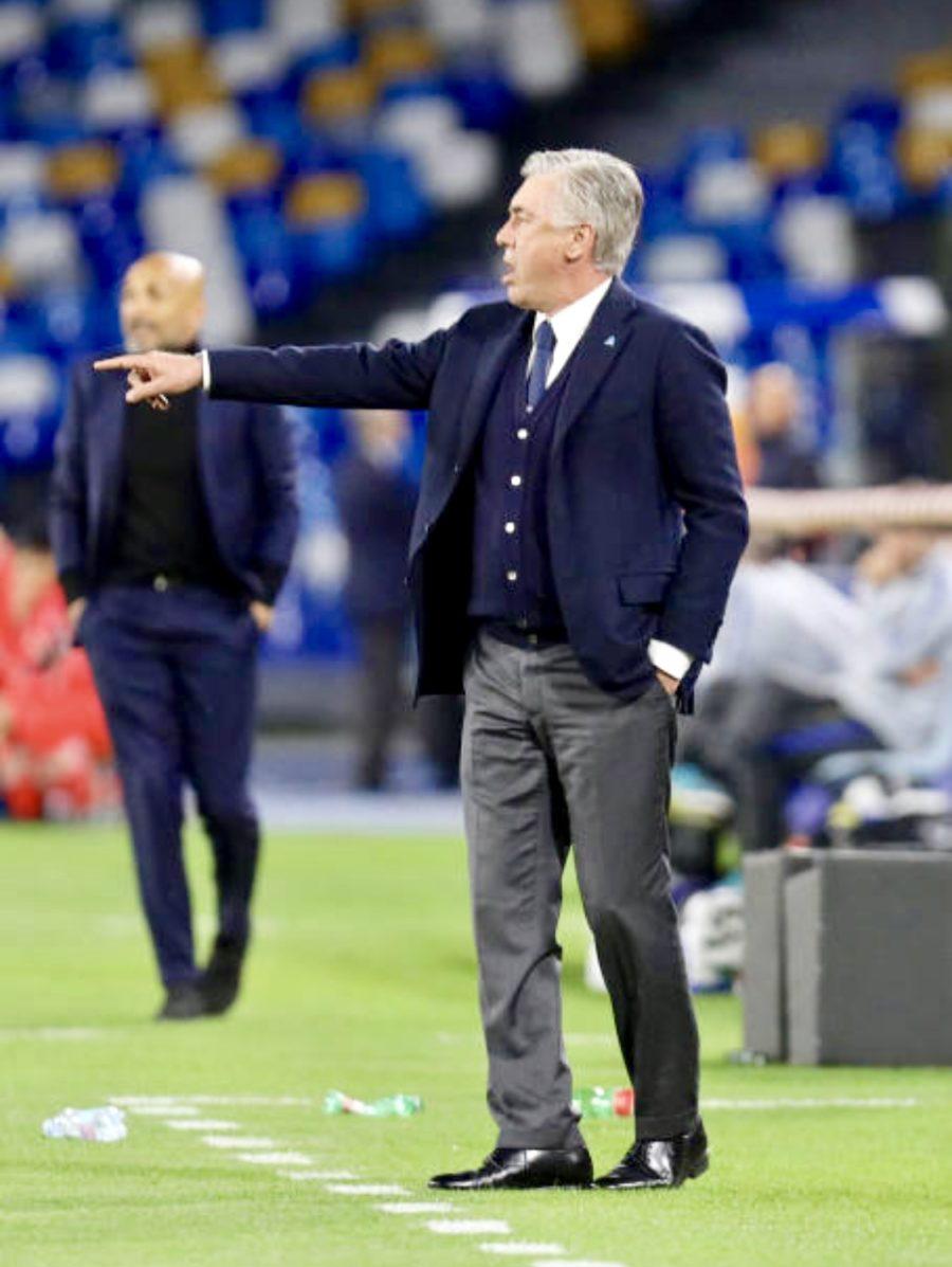 El Nápoles Cierra La Temporada En San Paolo Con Una Gran Goleada Al Ínter