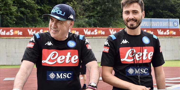 Secondo Anno Dell'era Ancelotti: Il Napoli Torna Ad Allenarsi