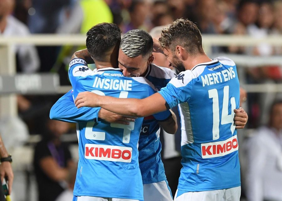 Napoli Beats Fiorentina In A Vibrant Exchange Of Blows