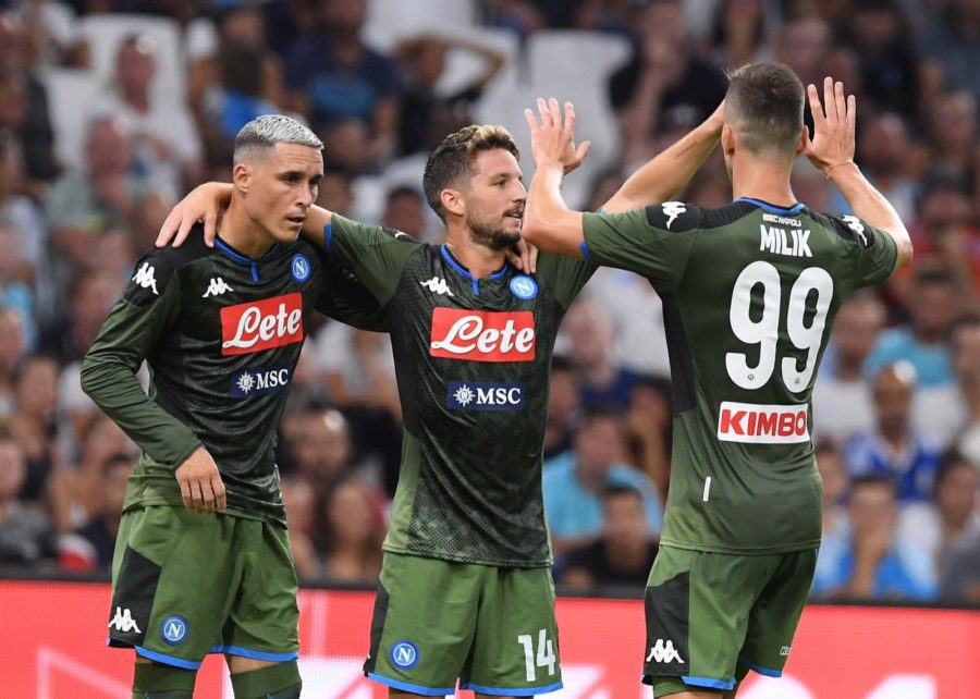 Another Napoli's Victory In Their Visit To Marseille