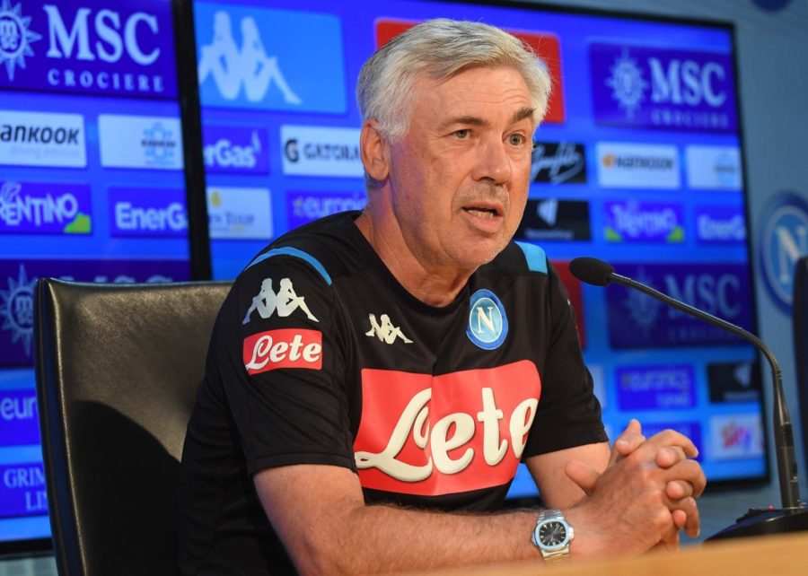 Napoli Faces Its First Serious Test Against Juve