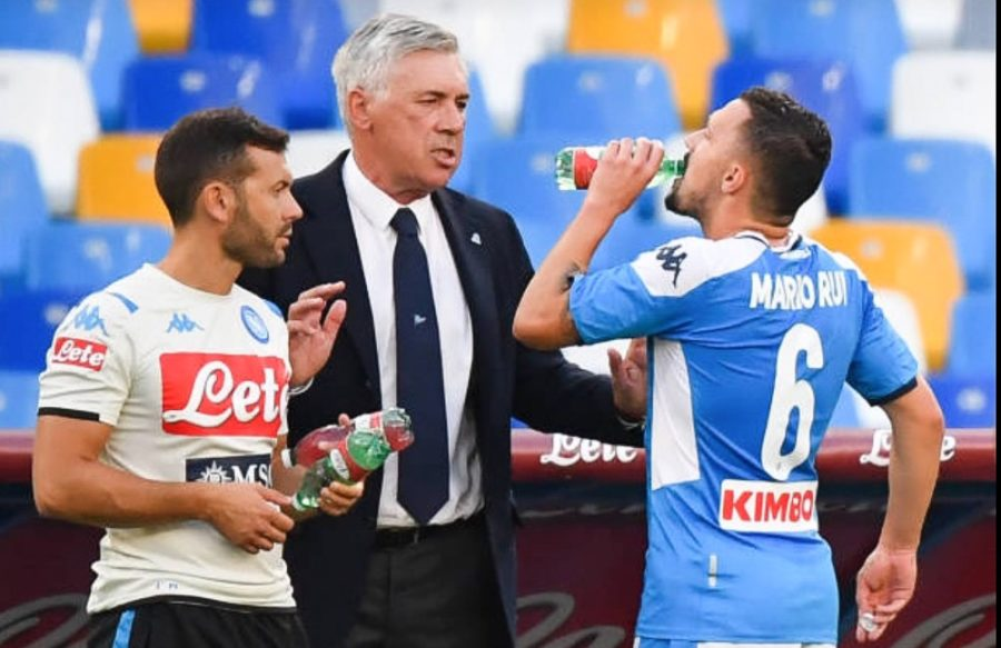 Napoli Returns To San Paolo With A Great Victory