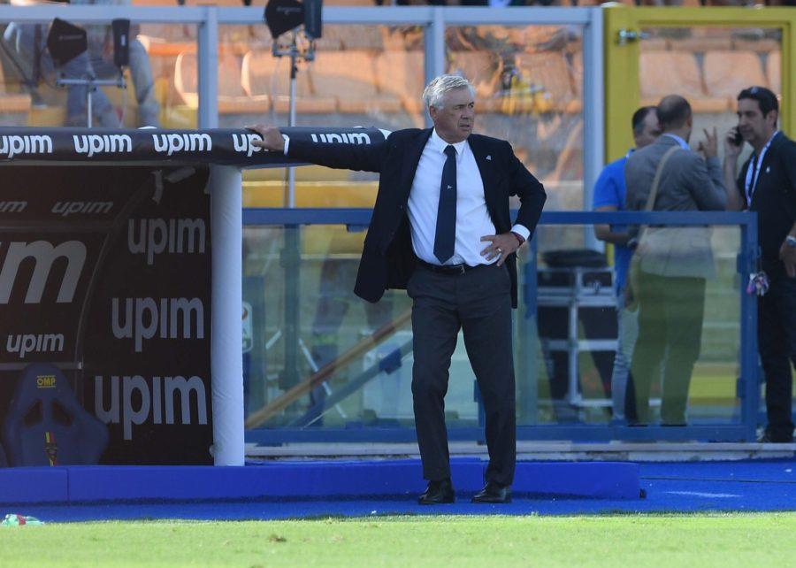 El Nápoles Golea Al Lecce Y Confirma Su Buen Momento