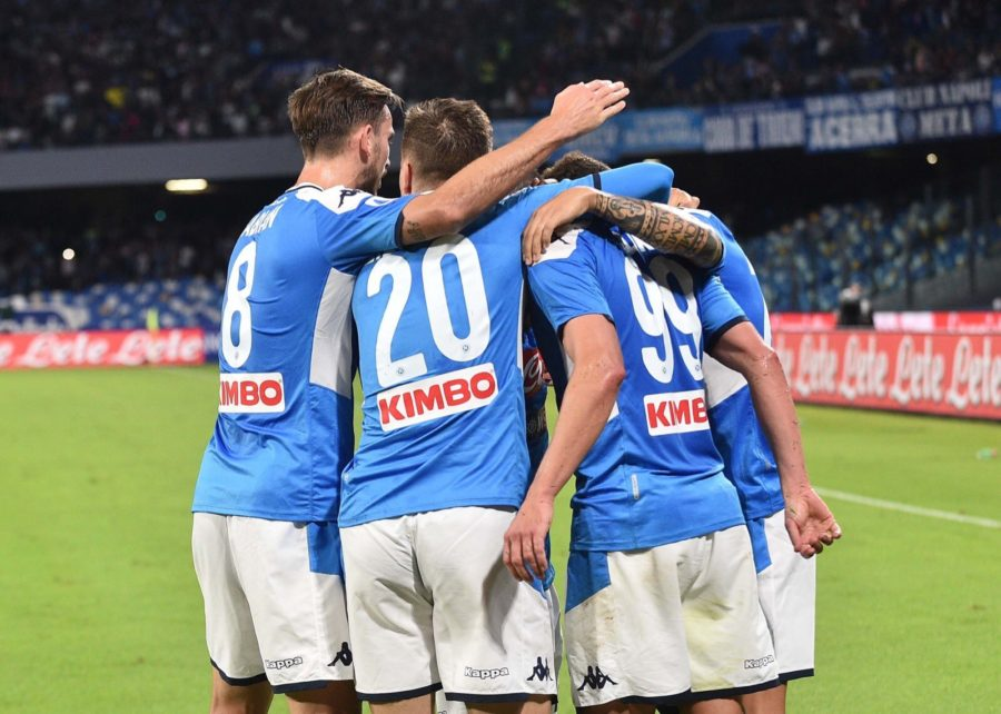 Napoli Returns To Winning Ways With A Victory Against Hellas Verona
