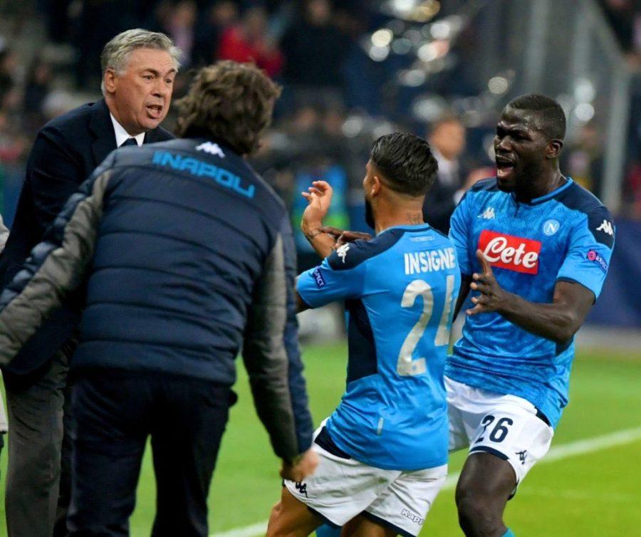 El Nápoles Vence Al Salzburgo Y Da Un Gran Paso En La Champions