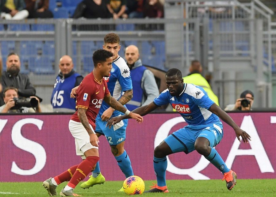 Napoli End Their Worst Week With A Defeat In Rome