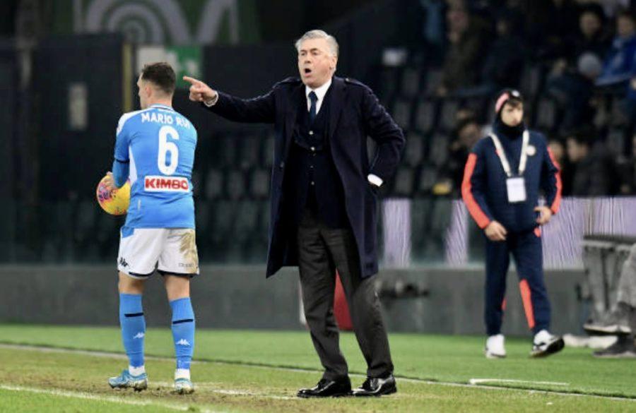 Il Napoli Porta Via Un Solo Punto Da Udine