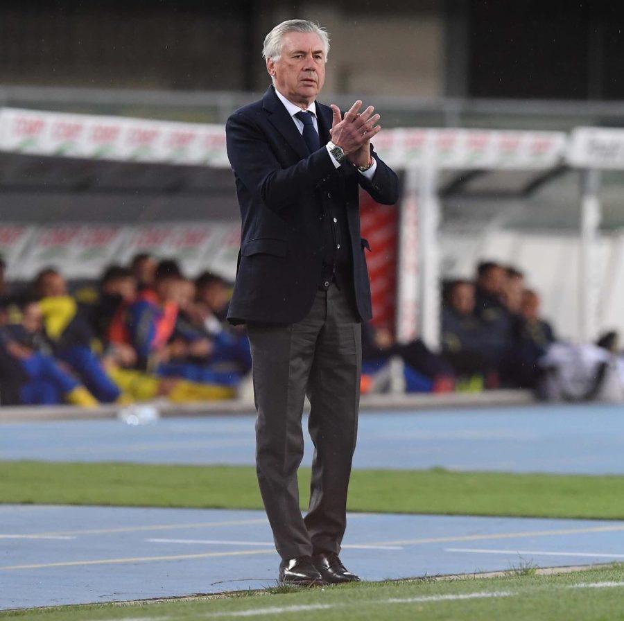 Carlo Ancelotti Porta Il Napoli Tra Le Migliori
