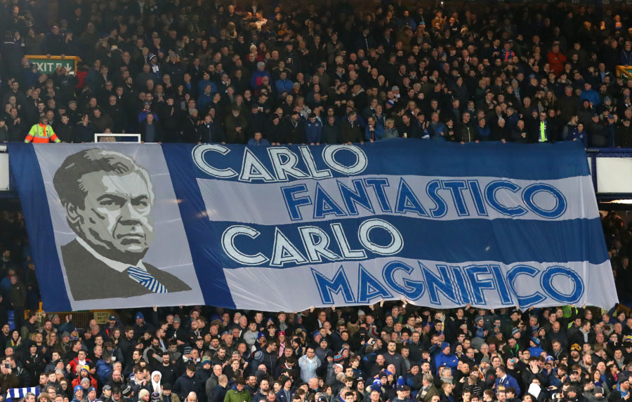 A Fateful Minute Separates Everton From A Win