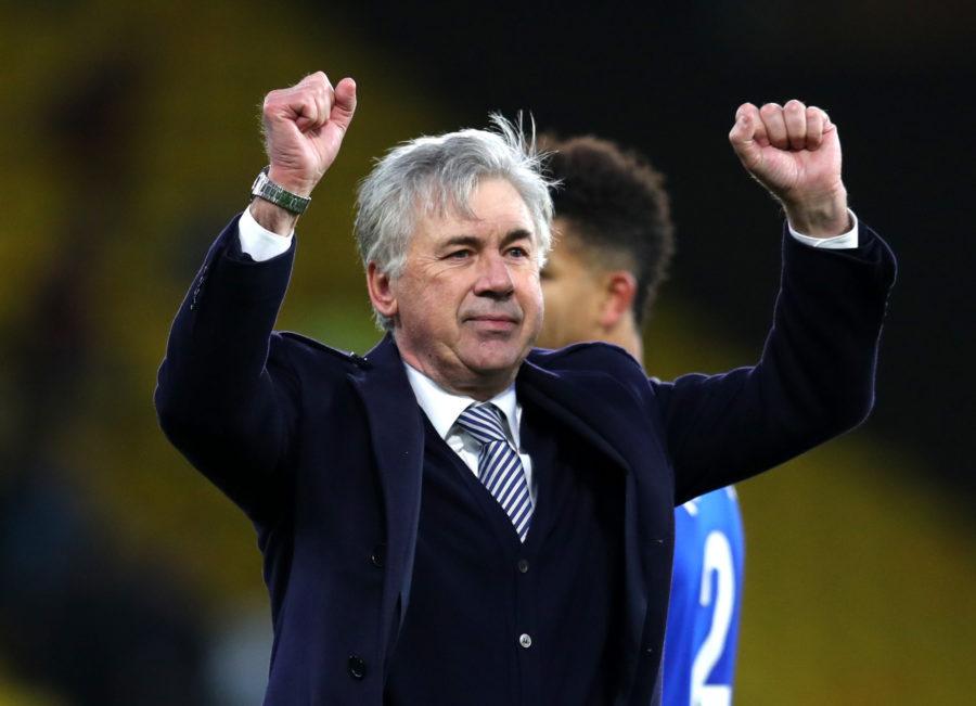El Everton Remonta Un 2-0 Y Suma Tres Puntos Ante El Watford