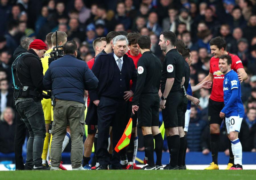 El VAR Priva Al Everton De Un Triunfo Ante El United